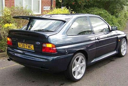 Ford Escort RS Cosworth aleron